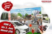 Event Moderation Honda Dream Days